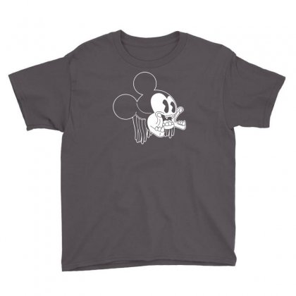 Icky Mouse Youth Tee Designed By Specstore