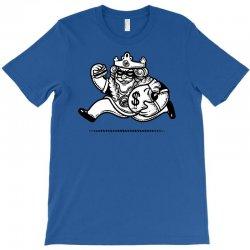the burglar king T-Shirt | Artistshot
