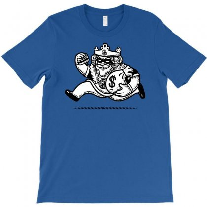 The Burglar King T-shirt Designed By Chilistore
