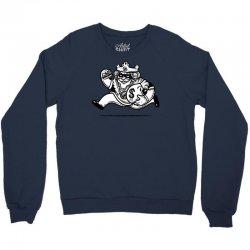 the burglar king Crewneck Sweatshirt | Artistshot