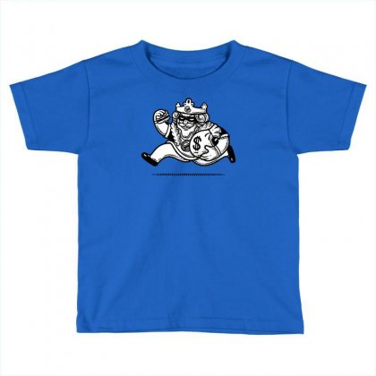 The Burglar King Toddler T-shirt Designed By Chilistore
