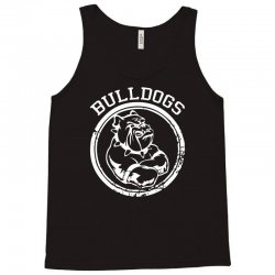 Bulldog Sports Team Tank Top | Artistshot
