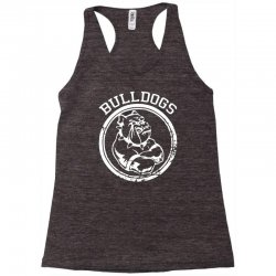 Bulldog Sports Team Racerback Tank | Artistshot