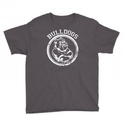 Bulldog Sports Team Youth Tee | Artistshot