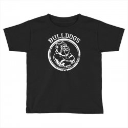 Bulldog Sports Team Toddler T-shirt | Artistshot