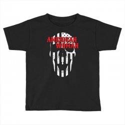american woman Toddler T-shirt | Artistshot