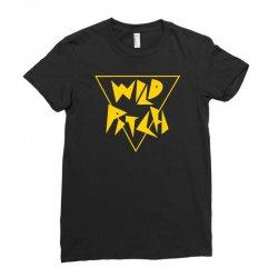 Wild Pitch Ladies Fitted T-Shirt | Artistshot