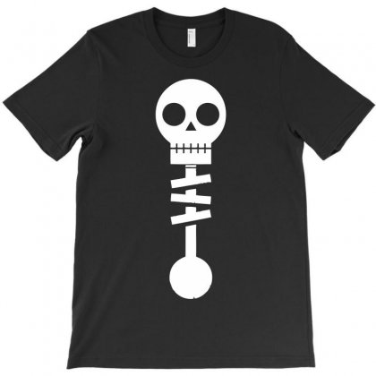 Death Rattle T-shirt Designed By Specstore