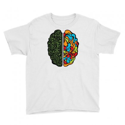 Creative And Rational Youth Tee Designed By Ditreamx