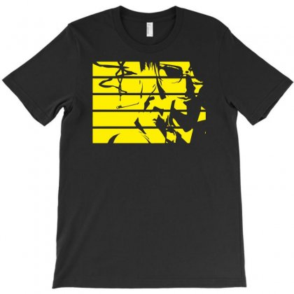 Faye Yellow T-shirt Designed By Specstore