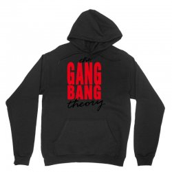the gang bang theory Unisex Hoodie | Artistshot