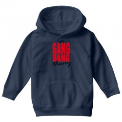 the gang bang theory Youth Hoodie | Artistshot