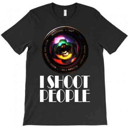 Photographer T-shirt Designed By Apuy