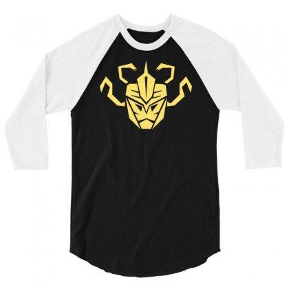 Decepticon Mummra 3/4 Sleeve Shirt Designed By Chilistore