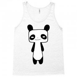 Thin Panda Tank Top   Artistshot