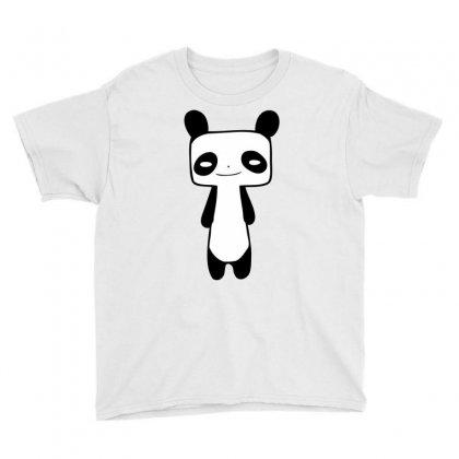 Thin Panda Youth Tee Designed By Mdk Art