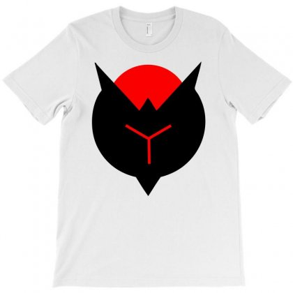 Crimson Reject T-shirt Designed By Mdk Art
