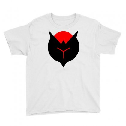 Crimson Reject Youth Tee Designed By Mdk Art