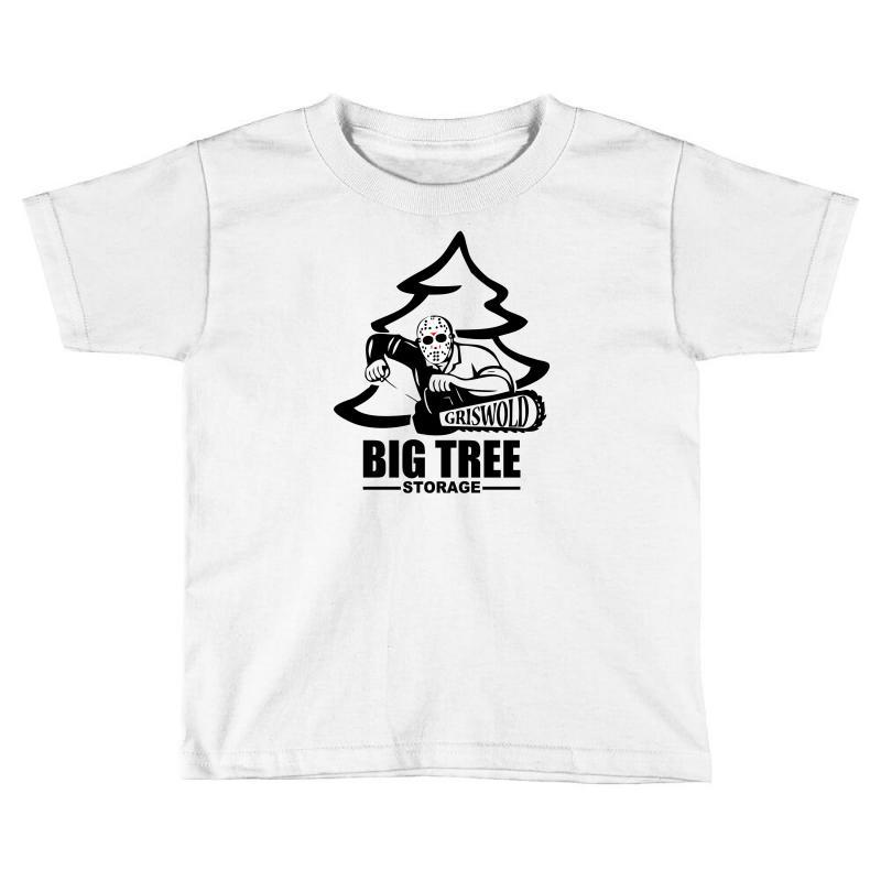 d0a8948c Custom Griswold Big Tree Storage Toddler T-shirt By Mdk Art - Artistshot