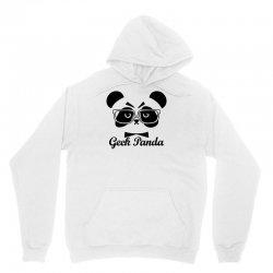 Geek Panda Unisex Hoodie | Artistshot