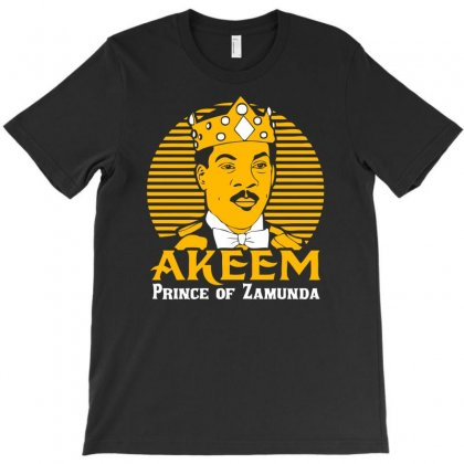 Akeem Prince Of Zamunda T-shirt Designed By Chilistore