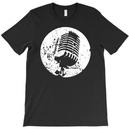 King Of Pop Mic T-shirt Designed By Specstore