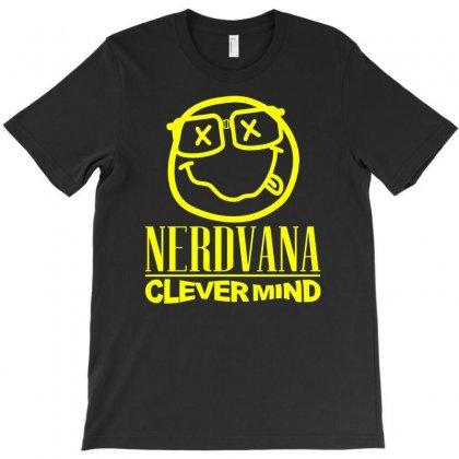 Nerdvana T-shirt Designed By Specstore