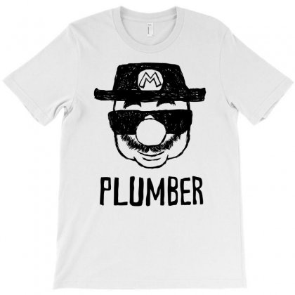 Plumber T-shirt Designed By Specstore