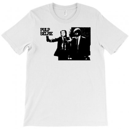 Pulp Selfie T-shirt Designed By Specstore