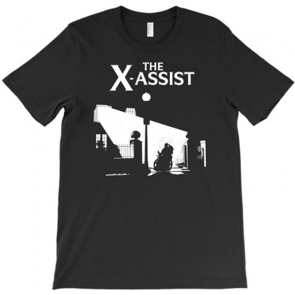 The X Assist T-shirt Designed By Specstore