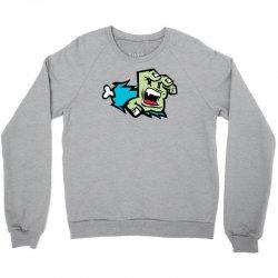 Screaming Paw Crewneck Sweatshirt | Artistshot