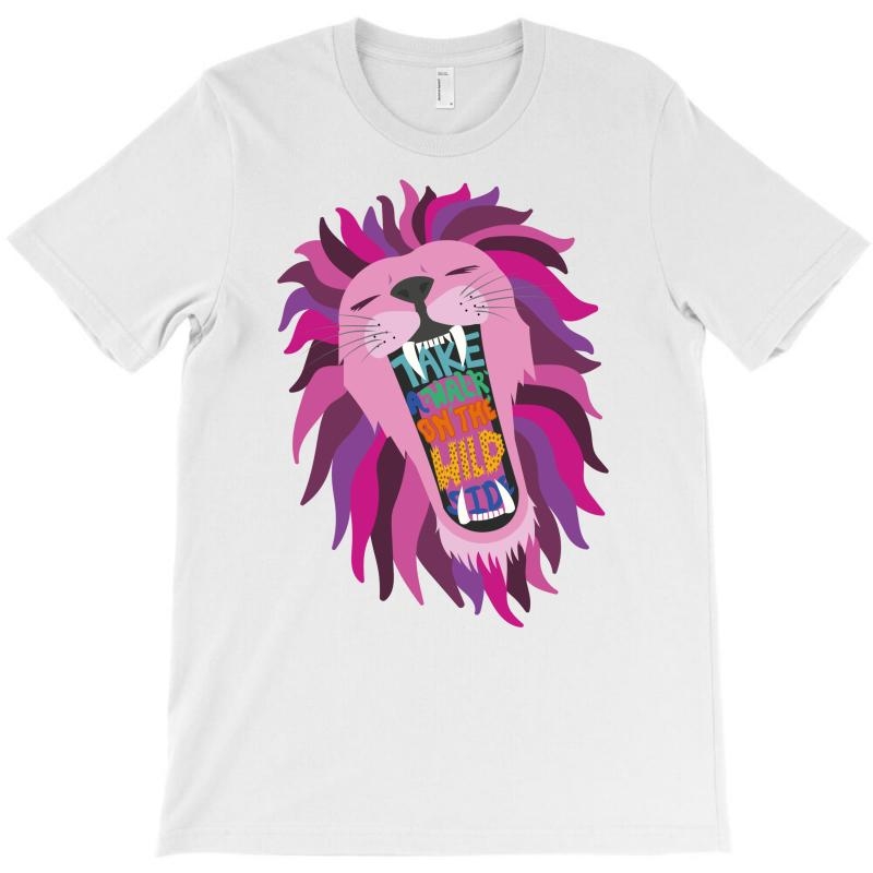 Wild Side Hippies T-shirt | Artistshot