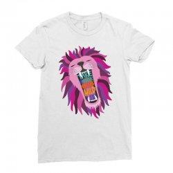 Wild Side Hippies Ladies Fitted T-Shirt | Artistshot