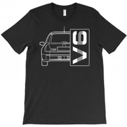 renault clio sport v6 sports car T-Shirt | Artistshot