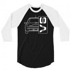 renault clio sport v6 sports car 3/4 Sleeve Shirt | Artistshot