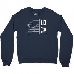 renault clio sport v6 sports car Crewneck Sweatshirt | Artistshot
