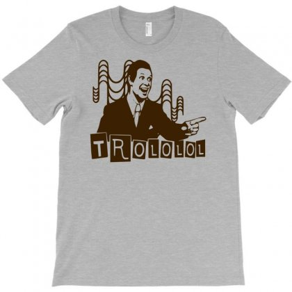 Trololo T-shirt Designed By Apuy