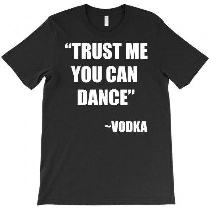 Vodka T-shirt Designed By Apuy