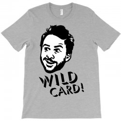 wild card T-Shirt   Artistshot