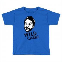 wild card Toddler T-shirt | Artistshot