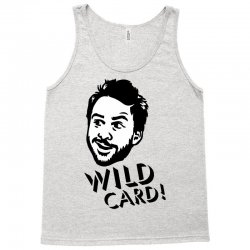 wild card Tank Top   Artistshot