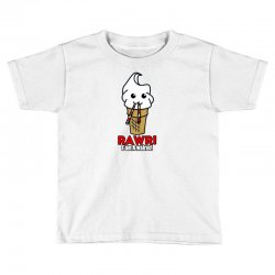 rawr i am a walrus ice cream cute Toddler T-shirt | Artistshot