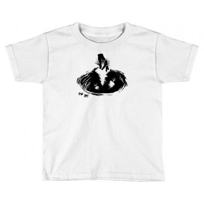 Upside Tree Toddler T-shirt Designed By Chilistore