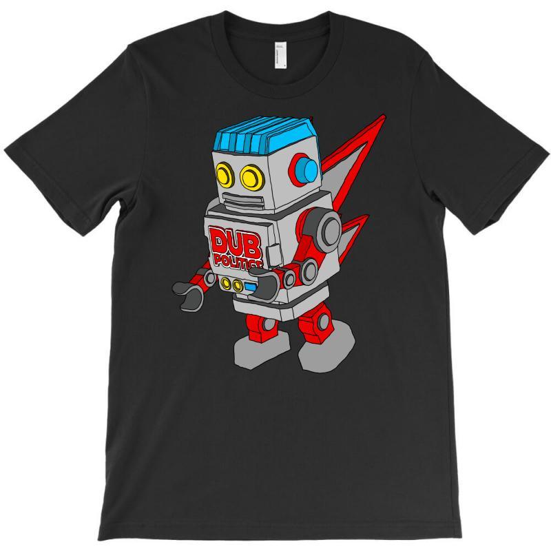 Dub Politics Bot T-shirt | Artistshot