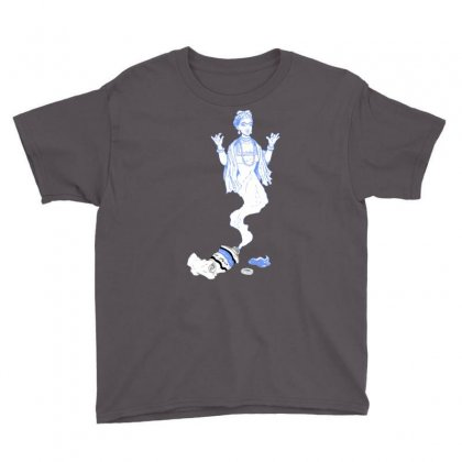 Frida's Ghost Youth Tee Designed By Chilistore