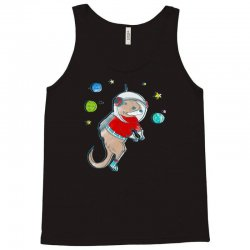 in otter space, only otters can hear you scream Tank Top | Artistshot