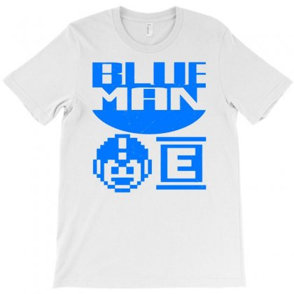 Blue Man T-shirt Designed By Specstore