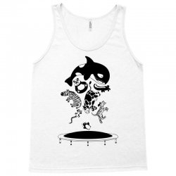 Bouncing Animals Tank Top | Artistshot