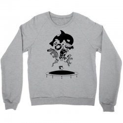 Bouncing Animals Crewneck Sweatshirt | Artistshot