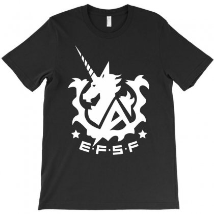 Earth Federation Space Force T-shirt Designed By Specstore